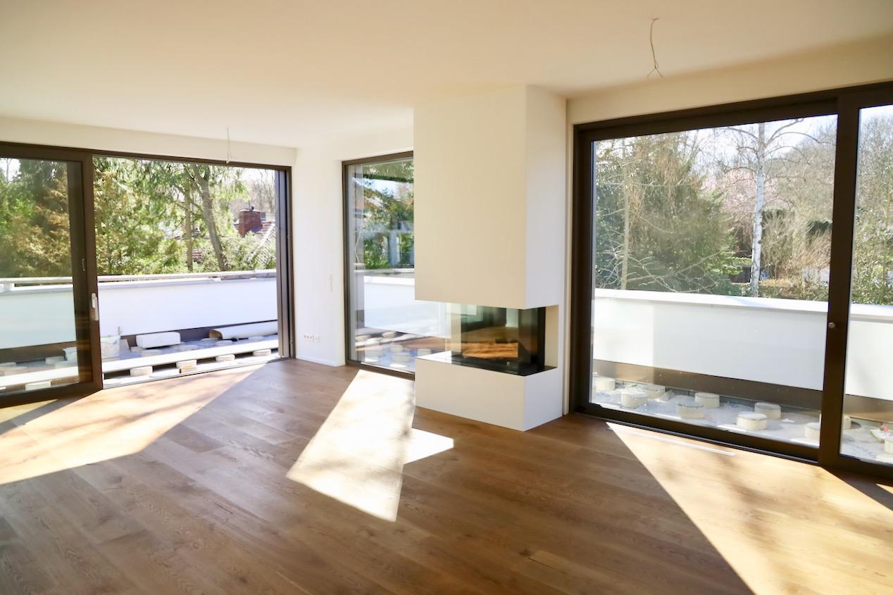Neubauwohnung in Köln Lindenthal