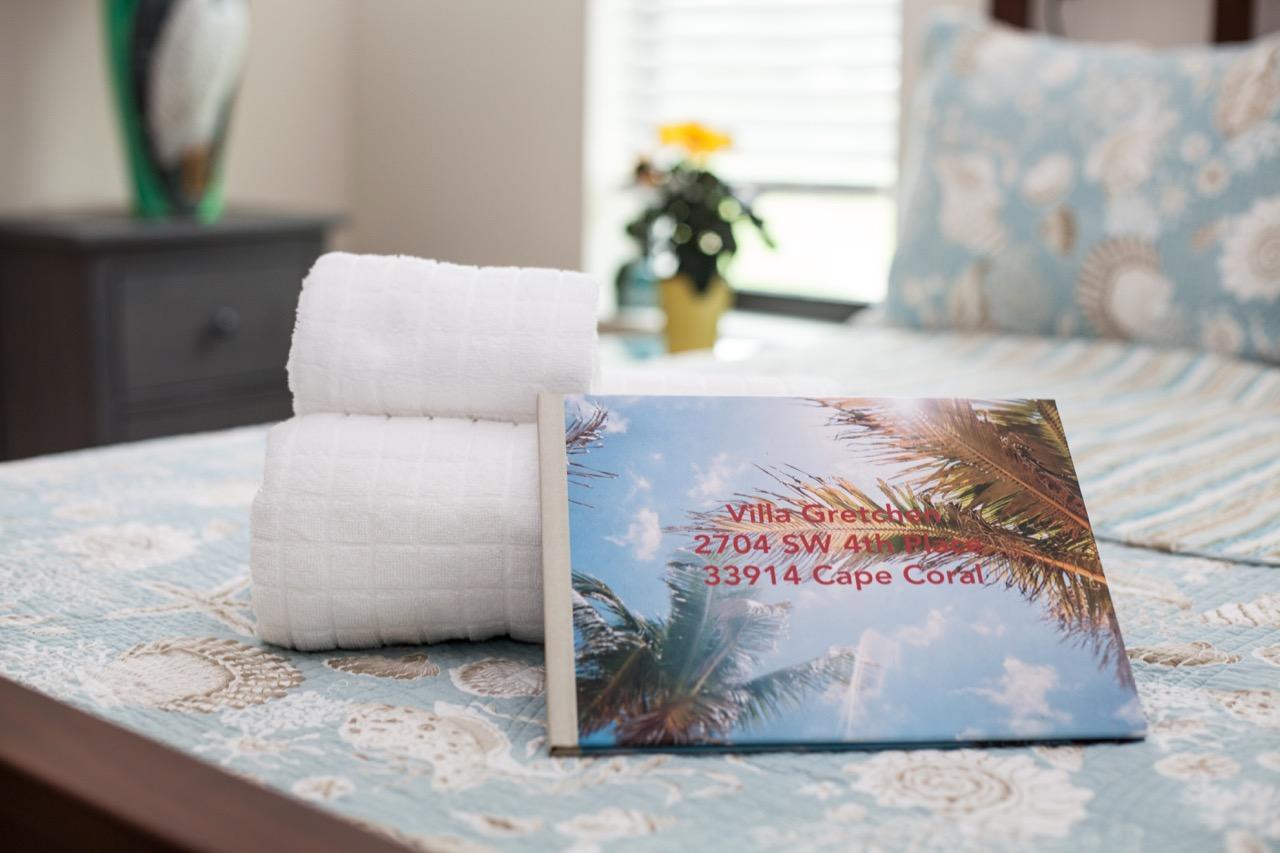 Villa Gretchen, Cape Coral, Ferienhaus