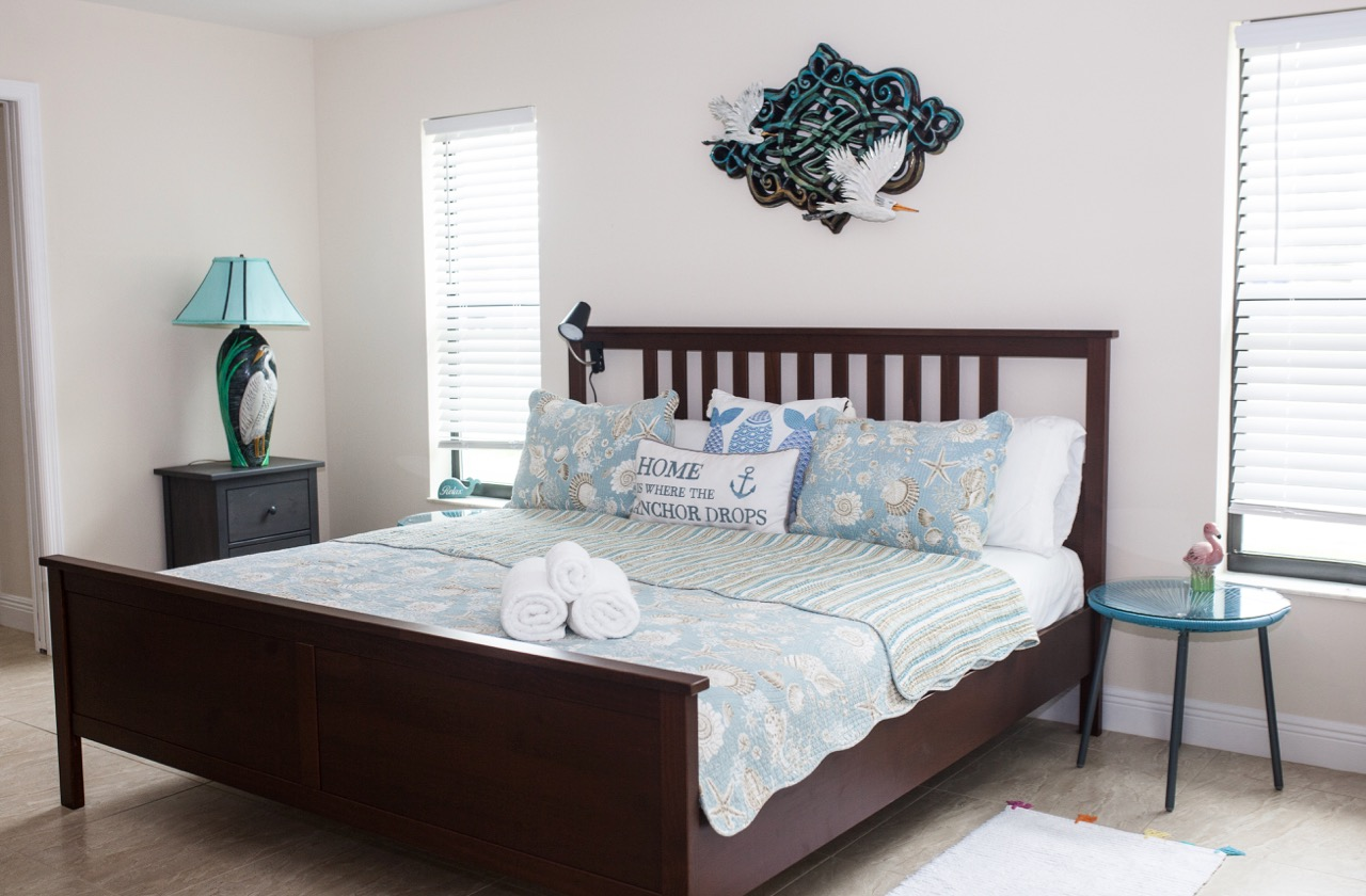 Cape Coral, Master-Bedroom