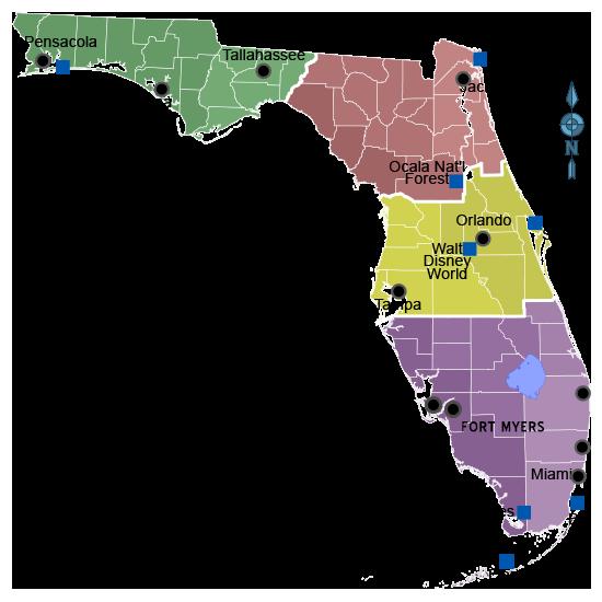 Immobilienkauf Florida, Immobilien in Florida