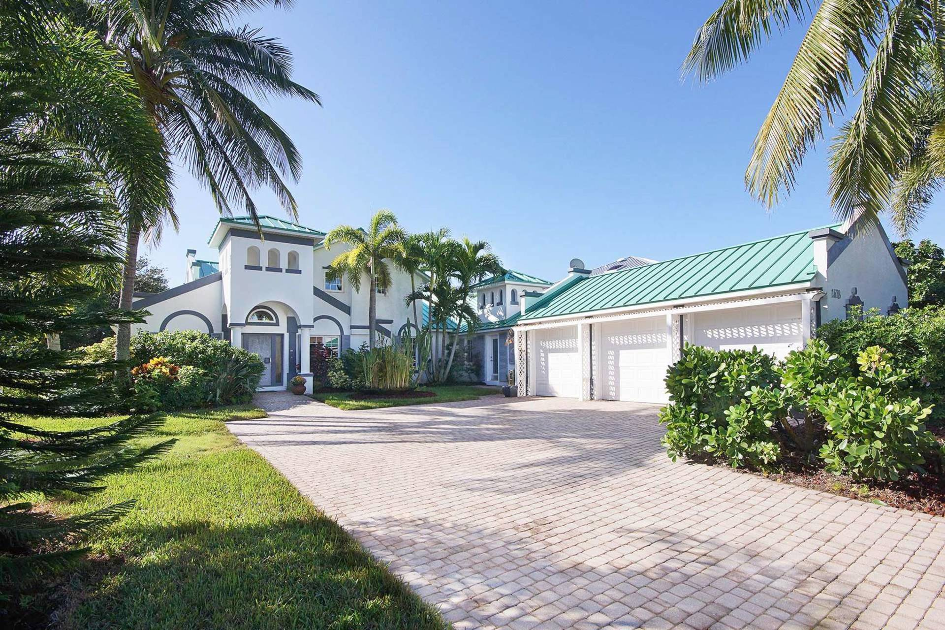 Riverfront House, Cape Coral, Florida