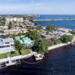 Riverfront House in Cape Coral