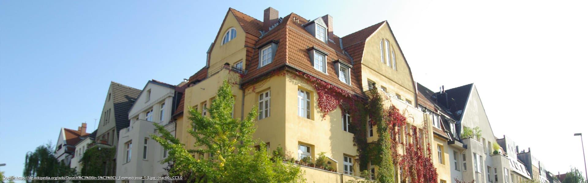 Köln Sülz Emmastrasse - Goost Immobilien