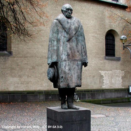Konrad Adenauer: Ein Mann, der nicht aufgibt
