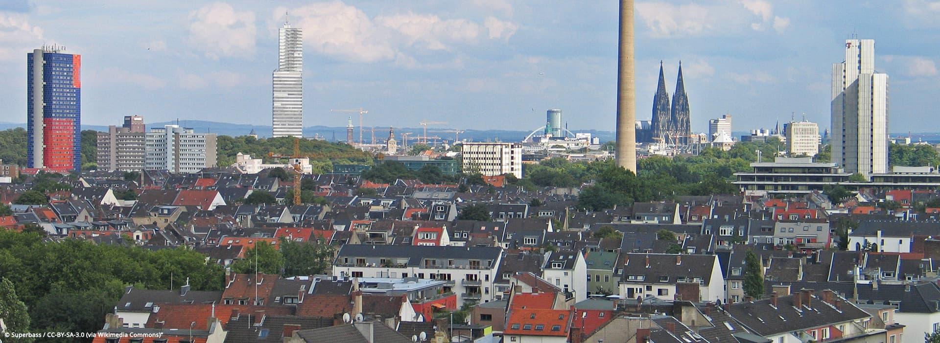 Das Wohnen in Kölns Veedel Ehrenfeld