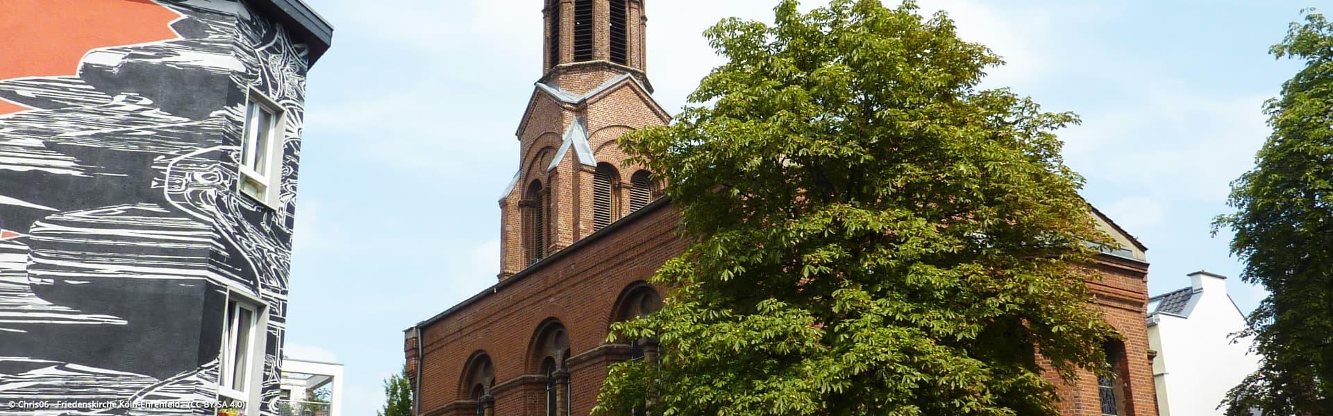 Friedenskirche Köln-Ehrenfeld