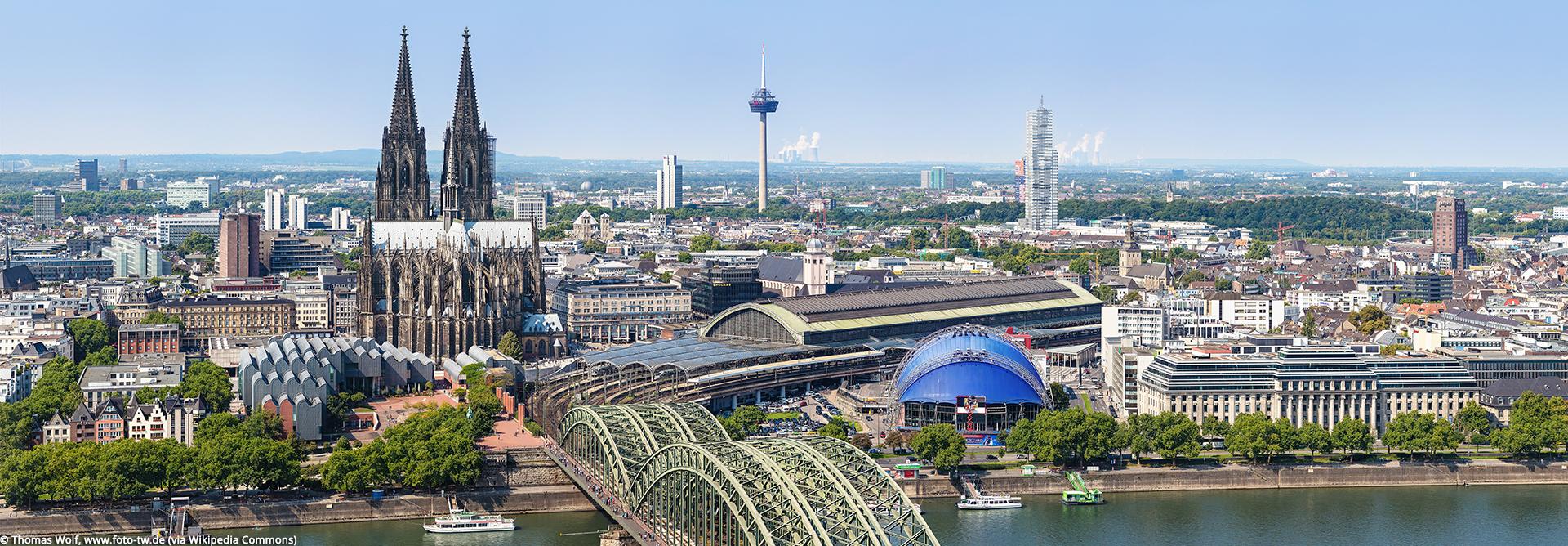 Wohnlagen Köln