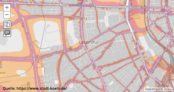learmkarte-Lindenthal
