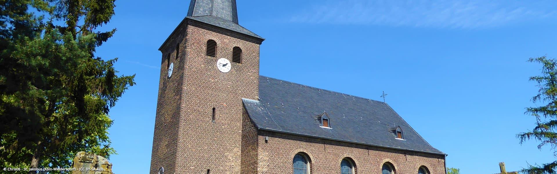 St. Jakobus (Köln-Widdersdorf)