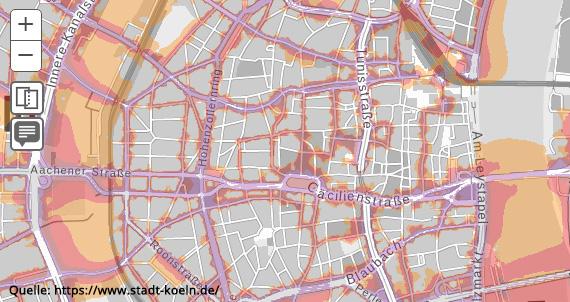 Infrastruktur Köln Raderthal