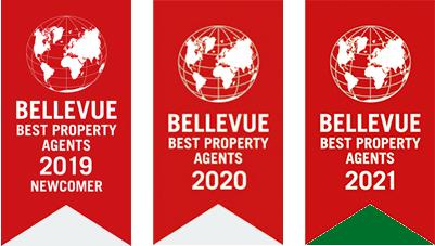Bellevue Best Property Agents, Auszeichnung, Immobilienunternehmen Köln