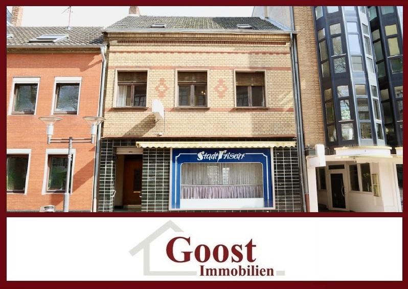 Immobilienmakler Goost, Einfamilienhaus Frechen