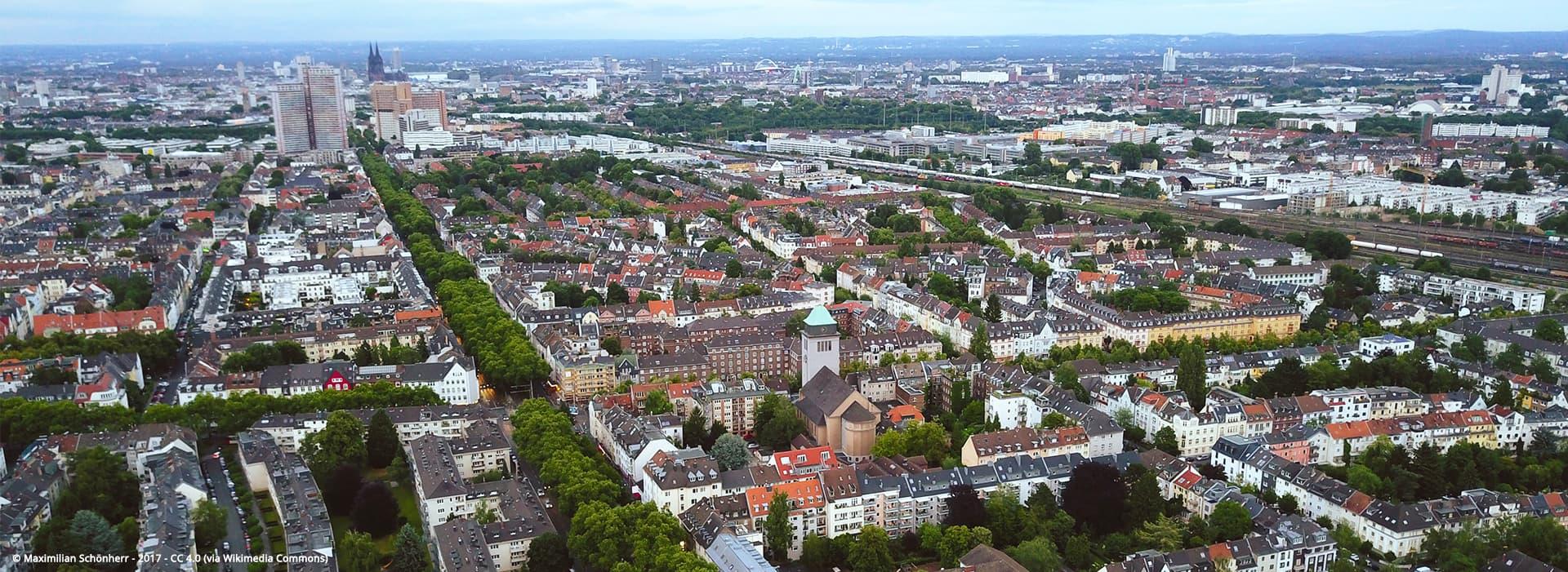 Wohnung, Veedel Klettenberg